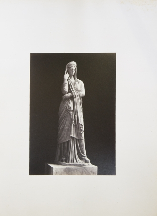 22 photographs of Italy and Italian antiquities from the Warren Delano family