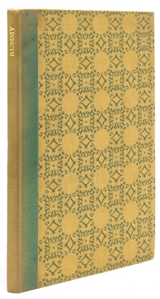 Rummy That Noble Game Expounded In Prose, Poetry, Diagram And Engraving By A.E. Coppard And Robert Gibbings With An Account Of Certain Diversions Into The Mountain Fastnesses Of Cork And Kerry