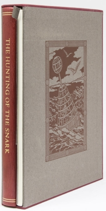 The Hunting of the Snark. The Annotated Snark by Martin Gardner. The Designs for the Snark by...