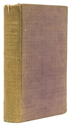 Works of Charles Lamb. To which are Prefixed, His Letters, and a Sketch of His Life by Thomas...