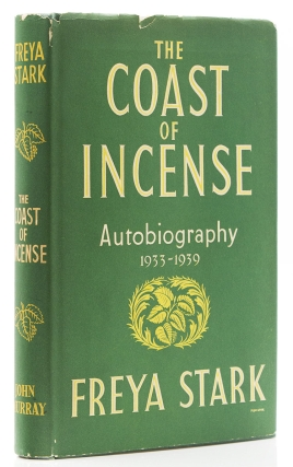 The Coast of Incense. Autobiography 1933-1939