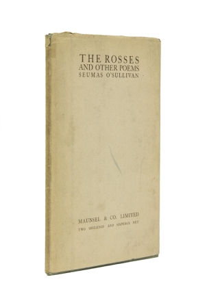 The Rosses And Other Poems. Seamus O'Sullivan