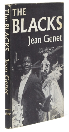 The Blacks. Bernard Frechtman's translation. Jean Genet