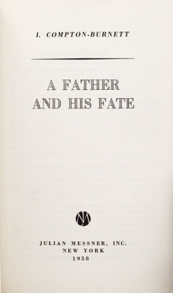A Father and His Fate