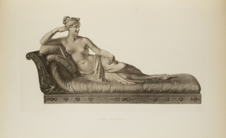 The Works of Antonio Canova in Sculpture and Modelling with Descriptions from the Italian of Countess Albrizzi and A Biographical Memoir by Count Cicognara