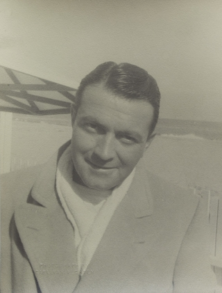 "Portrait photograph of Richard Barthelmess, ""Richard Barthelmess at Malibu"" Richard Barthelmess,..."