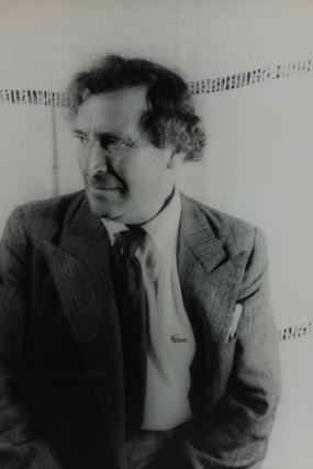 Portrait photograph of Marc Chagall. Marc Chagall, Carl Van Vechten.