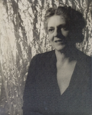 Portrait photograph of Ethel Barrymore. Ethel Barrymore, Carl Van Vechten.