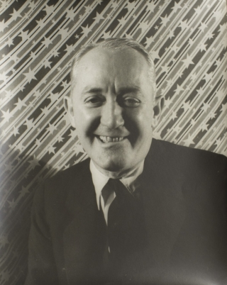 Portrait photograph of George M. Cohan