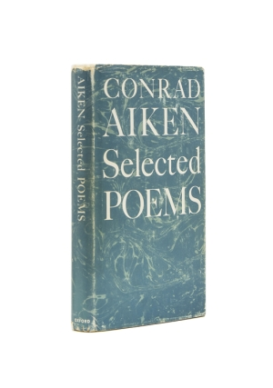 Selected Poems. Conrad Aiken.