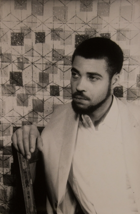 Portrait Photograph of James Earl Jones