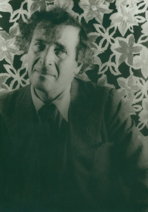 Portrait photograph of Marc Chagall. Marc Chagall, Carl Van Vechten