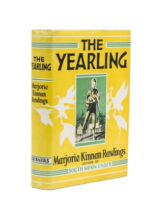 The Yearling. Marjorie Kinnan Rawlings