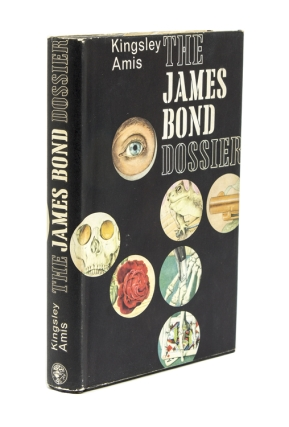 The James Bond Dossier. Kingsley Amis.