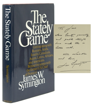 The Stately Game. James W. Symington
