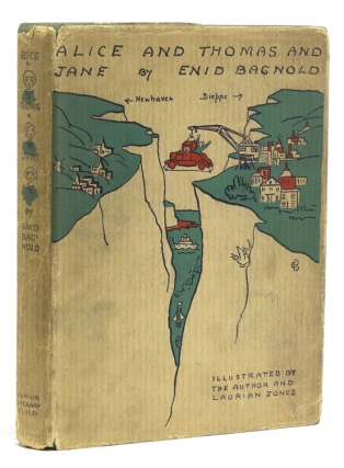 Alice and Thomas and Jane. Enid Bagnold