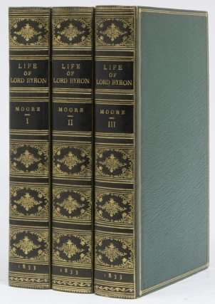Letters and Journals of Lord Byron: with Notices of His Life. Lord Byron, Thomas Moore