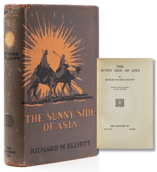 The Sunny Side of Asia. Richard Maurice Elliot