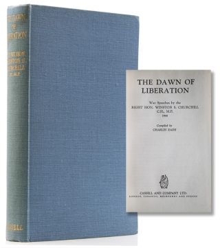 The Dawn of Liberation. Compiled by Charles Eade. Sir Winston S. Churchill
