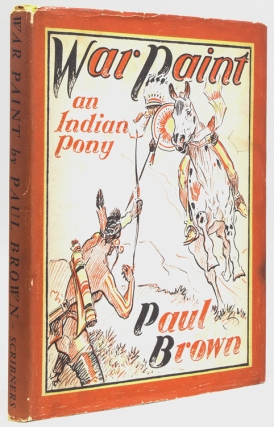 War Paint, An Indian Pony. Paul Brown