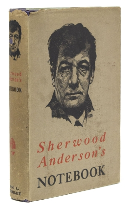Sherwood's Anderson's Notebook. Sherwood Anderson