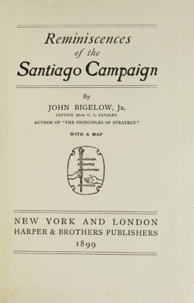 Reminiscences of the Santiago Campaign