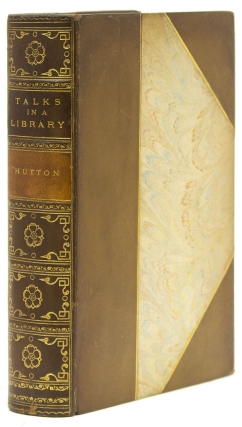 Talks in A Library with Laurence Hutton. Recorded by Isabel Moore. Laurence Hutton.