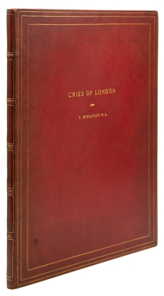 Cries of London [Cover Title]