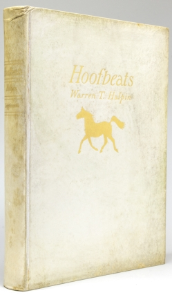 Hoofbeats. Drawings and Comments by Warren T. Halpin. Introductions: Polo by Stewart B. Iglehart;...