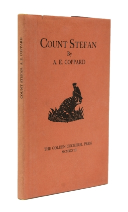 Count Stefan. Golden Cockerel Press, A. E. Coppard