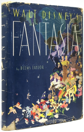 Walt Disney's Fantasia. With a foreword by Leopold Stokowski. [Introduction by Walt Disney
