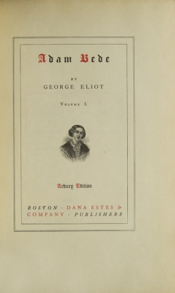 george eliot essay the natural history of german life George eliot from the natural history of german life†    the greatest benefit we owe to the artist, whether painter, poet, or novelist, is the extension of our sympathies appeals founded on generalizations and statistics require a sympathy ready-made.