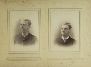 Amherst Class of 1882 Photographic Yearbook