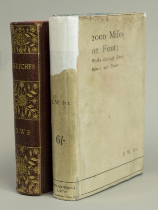 2000 Miles on Foot: Walks through Great Britain and France