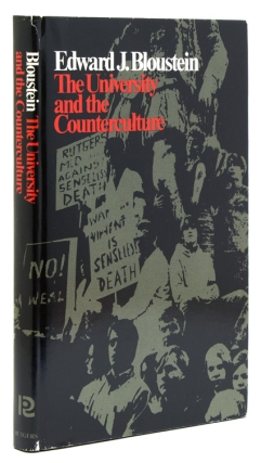 The University and the Counterculture. Edward J. Bloustein.