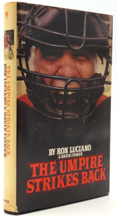 The Umpire Speaks. Baseball, Ron Luciano, David Fisher