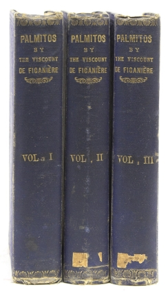 Palmitos. A Novel. Viscount de Friganière.