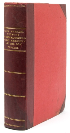 Edwin J. Brett's Jack Harkaway and His Son's Adventures in Greece. Complete in Two Volumes. WITH:...