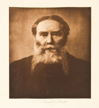 J. Russell Lowell. Julia Margaret Cameron