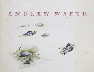 Andrew Wyeth. Introduction by David McCord. Selection by Frederick A. Sweet