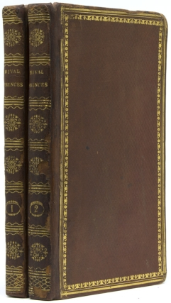 The Rival Princes; or, a Faithful Narrative of Facts, relating to Mrs. M. A. Clarke's Political...