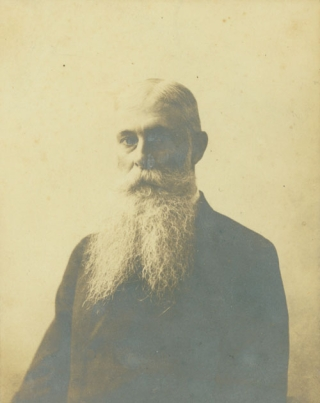Portrait of Sanford Dole