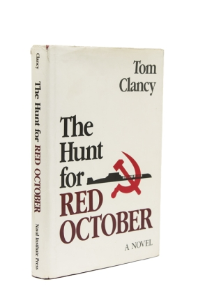 The Hunt for Red October. Tom Clancy