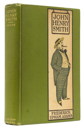 John Henry Smith. A Humourous Romance of Outdoor Life. Golf, Frederick Upham Adams.