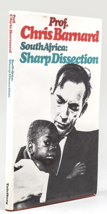 South Africa: Sharp Dissection. Prof. Christian Barnard.
