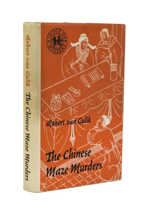 The Chinese Maze Murders. A Chinese Detective Story suggested by three original ancient Chinese...