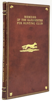 Memoirs of the Gloucester Fox Hunting Club near Philadelphia