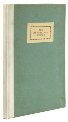 The Meynellian Science or Foxhunting Upon System. Foxhunting, Hugo Meynell, John HAWKES