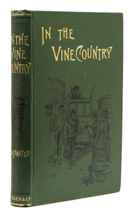 In the Vine Country. E. Œ. Somerville, Martin Ross