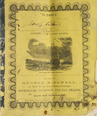 An Account of the vendue (auction) of the property of Jacob Wilkins of Manahawkin, Stafford...
